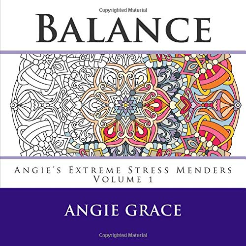 Pdf Crafts Balance (Angie's Extreme Stress Menders)