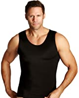 Insta Slim 3 Pack Muscle Tank, The Magic Is In The Fabric!