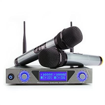 Review ARCHEER UHF Wireless Microphone