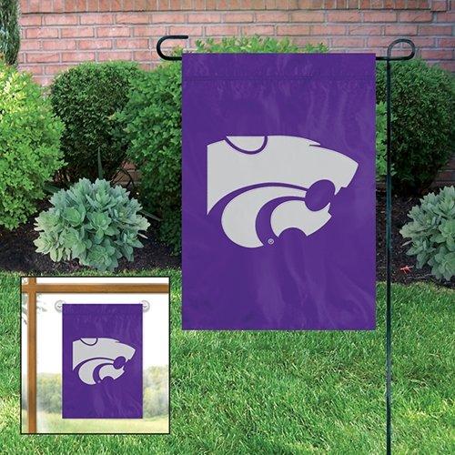 Party Animal NCAA Kansas State Wildcats Garden Flag (Walmart Garden Flags)