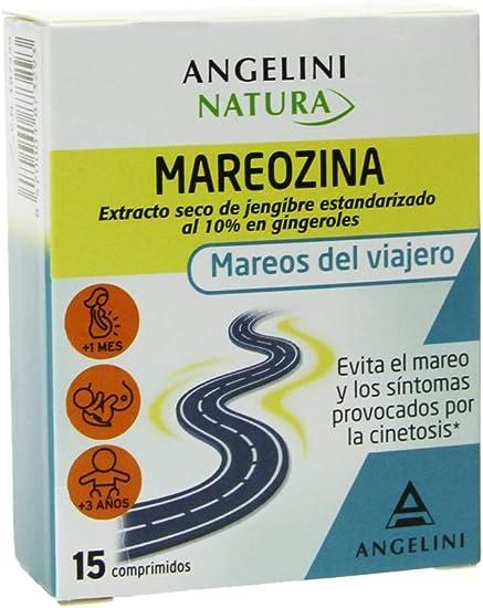 mareozina 15 comprimidos de angelini: Amazon.es: Salud y cuidado ...
