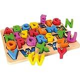 Tidlo Wooden ABC Board