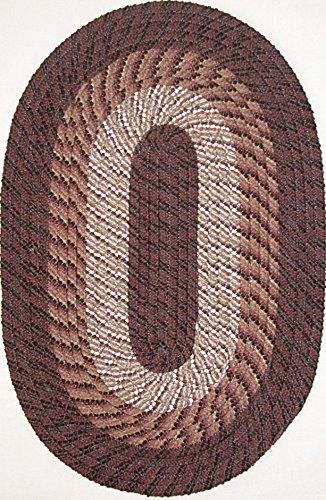 8' Chestnut Area Rug - 7