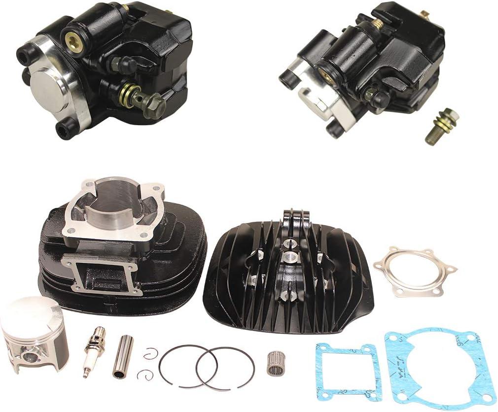 /& Rebuild Cylinder KIT fit Yamaha Blaster YFS200 03-06 Brake Caliper Pads 2