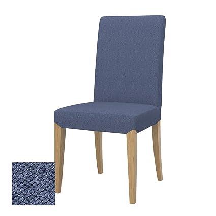Soferia - IKEA HENRIKSDAL Funda Silla, Nordic Denim: Amazon.es: Hogar