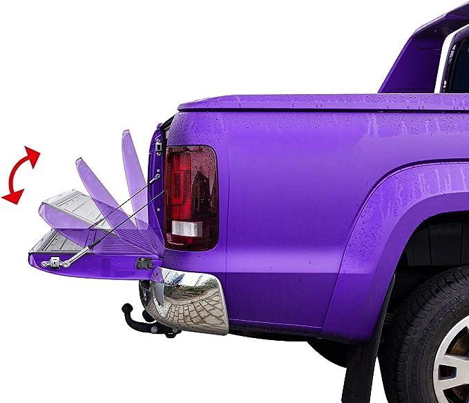 Heckklappendämpfer Toyota Hilux Ab Baujahr 2015 Gasdruckfedern Gasfeder Heckklappe Dämpfer Gasdämpfer Gasdruckdämpfer Auto