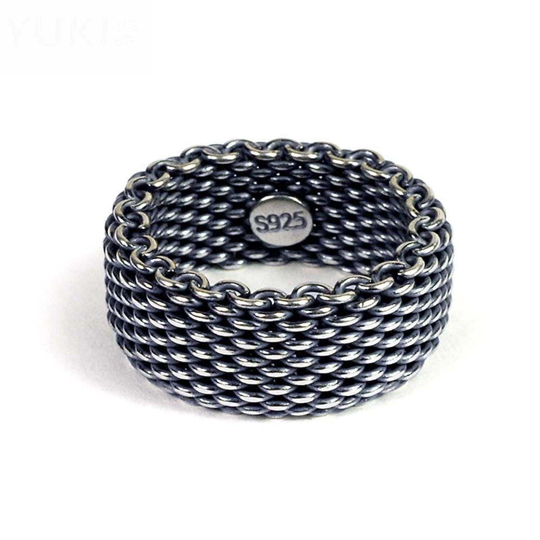 f27958f06616 Durable Modelando HFJ YIE H Joyería tailandesa de los hombres de plata 925  anillo de plata anillo de