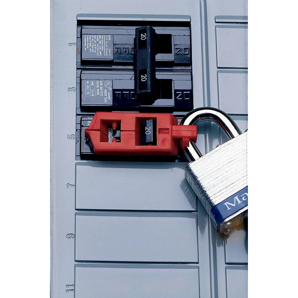 Toucan City Tool kit (9-piece) and Ideal Basic Lockout/Tagout Kit (15-Piece) 44-970 by Toucan City (Image #6)