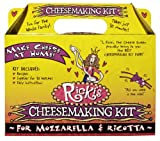 Mozzarella and Ricotta Cheese Making Kit thumbnail