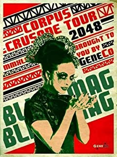 28cm x43cm Repo The Genetic Opera Movie Poster 11x17 Mini Poster