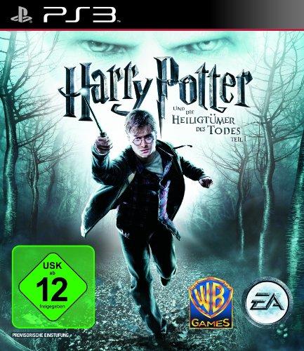 Harry Potter Und Die Heiligtümer Des Todes Teil 1 Playstation 3