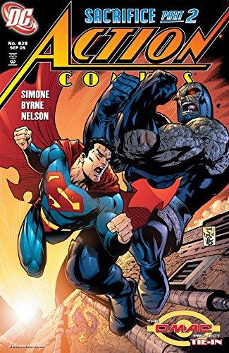 Action Comics (1938-2011) #829 829 Series