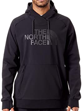 e0f16226a THE NORTH FACE M Tekno Logo Hoodie Tnf Black REGXL: Amazon.co.uk ...