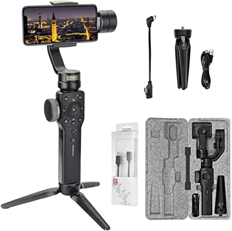 zhiyun Smooth 4 3-Eje Gimbal Estabilizador Para Smartphone iPhone ...