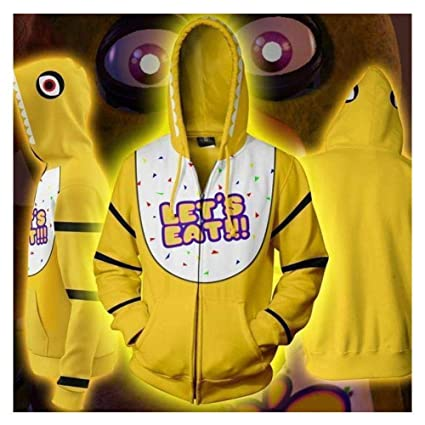 God Driver&520 Hoodie FNAF Series for Five Nights at