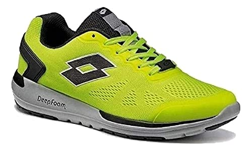 Lotto Scarpa Uomo Memory Foam CYTIRIDE Fluo: Amazon.it ...