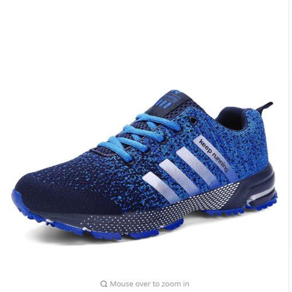 d78f6efbe8bf NGRDX&G Baskets Femme Sport Chaussure De Course pour Homme Femme Unisexe Respirant  Mesh Chaussette Femme Sneakers Outdoors Jogging Formateurs