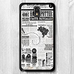 For Samsung Galaxy S6 Case, Facts Pattern Fashion Design Protective Hard Phone Cover Skin Case For Samsung Galaxy S6 + Screen Protector