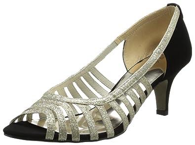 8a98ef226a3 Easy Street Women s Sparkle Sandal