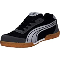 Livia HUGO-L20 Badminton Unisex Shoes for Men, Boys, Women, Girls & Junior Playing - Best in Badminton, Volleyball, Basketball, Tennis Sports Shoes