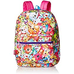 Shopkins Little Girls Print Backpack,