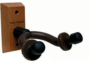 Tetra-Teknica Essentials Series EGH-01NW Hardwood Home & Studio Guitar Hanger