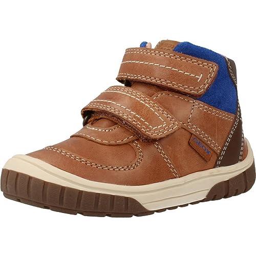 Geox B Omar Boy B, Botines de Senderismo para Bebés: Amazon.es: Zapatos y complementos