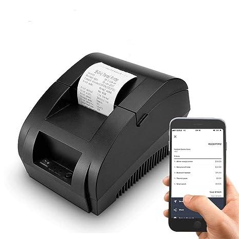 ALWAYZZ 58mm Bluetooth Wireless Impresora de Recibos Pos ...