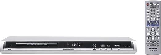 Panasonic Dvd S 325 Eg S Dvd Player Silber Home Cinema Tv Video