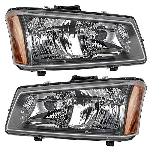 03 Chevy Silverado Pickup Headlight - 5