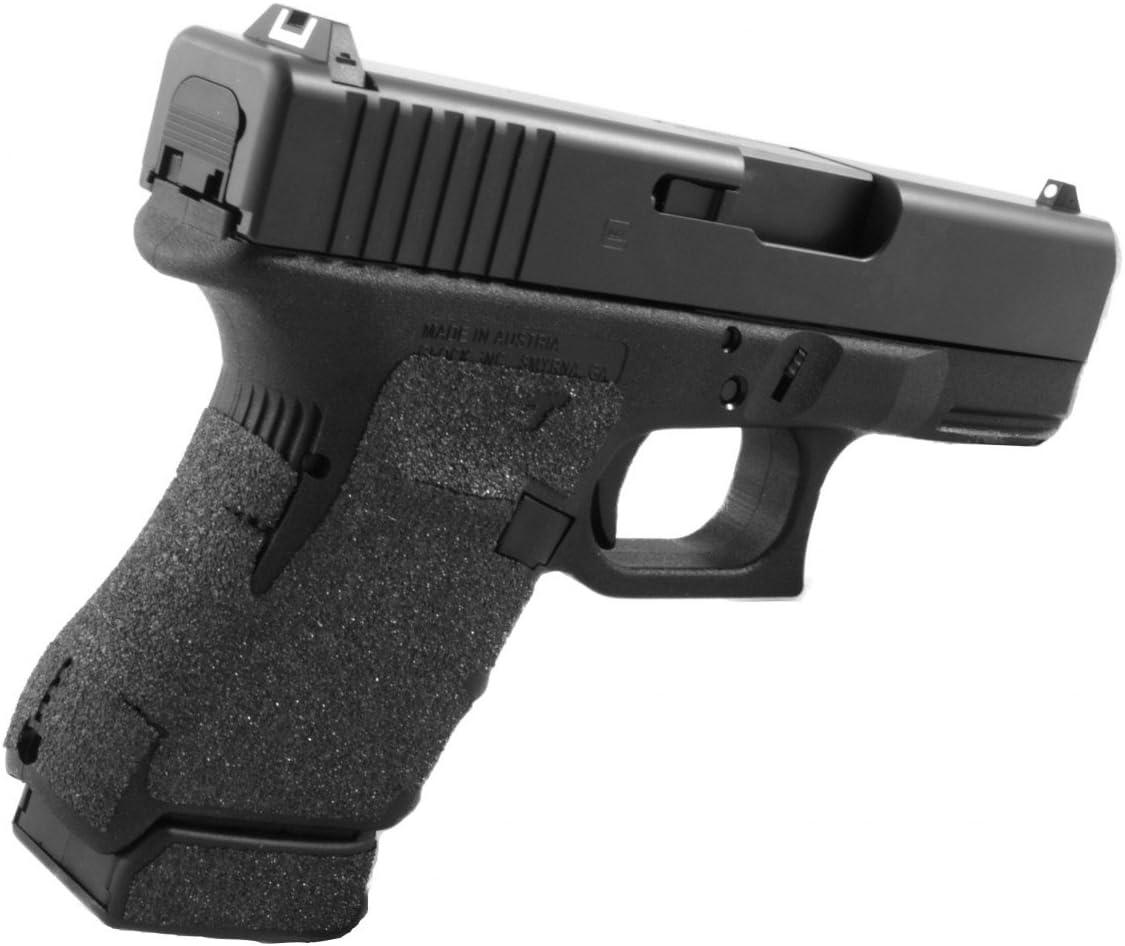 Gen3 29SF,30SF,30S,36 Black Granulate grip 107G Talon Grip for Glock 29,30,36