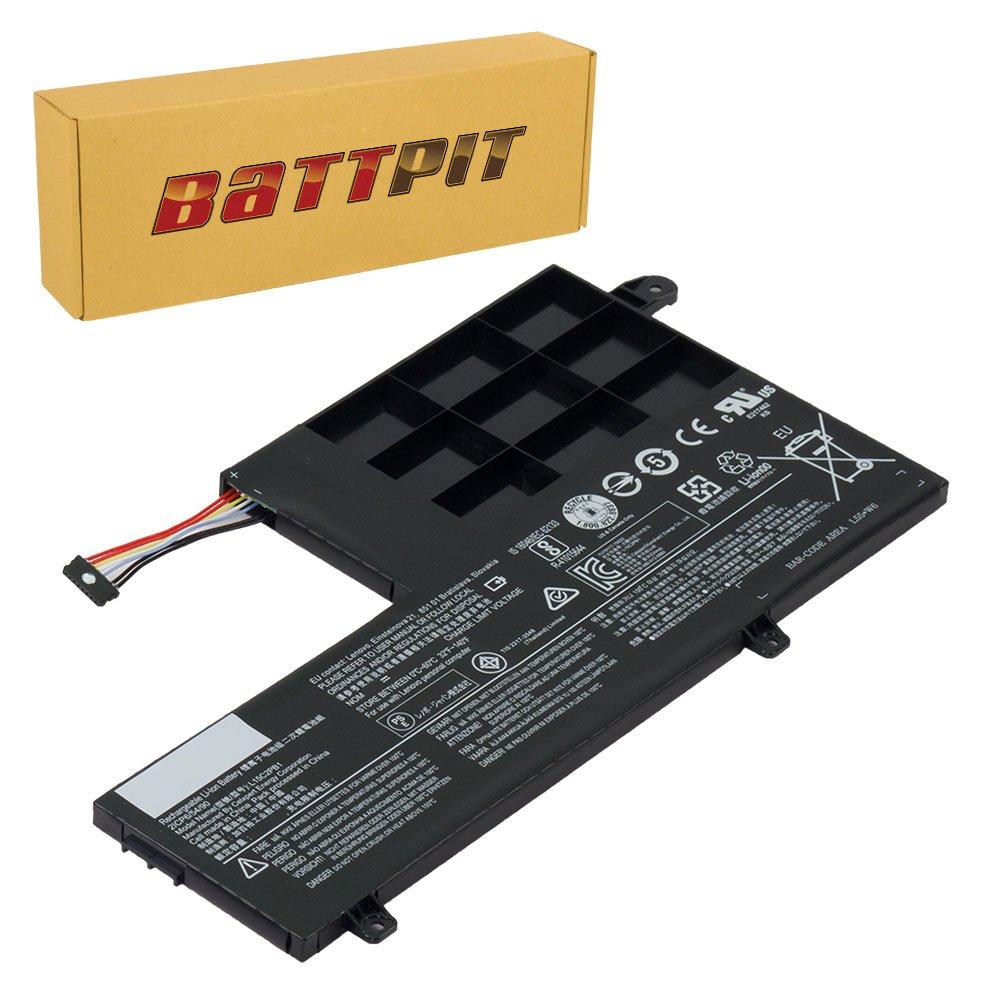 Battpit - Batería para Portátil Lenovo Yoga 510 - 14isk ...