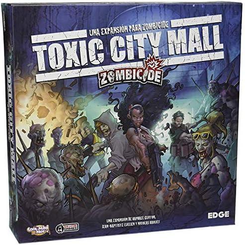 Edge Entertainment - Zombicide, juego de mesa (ZC01): Amazon.es ...