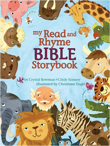 My Read and Rhyme Bible Storybook
