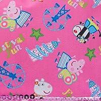 Peppa Pig Luxury Roxy Style - Mochila, Rosa (Rosa) - MNCK9742