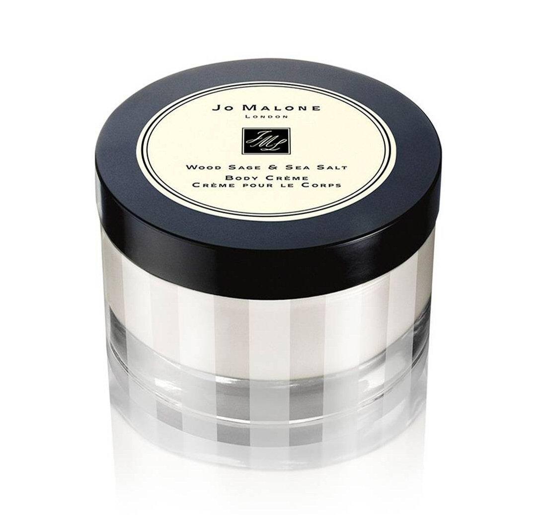 Brand New in Box Jo Malone London Wood Sage & Sea Salt Body Crème 5.9 oz / 175 ml