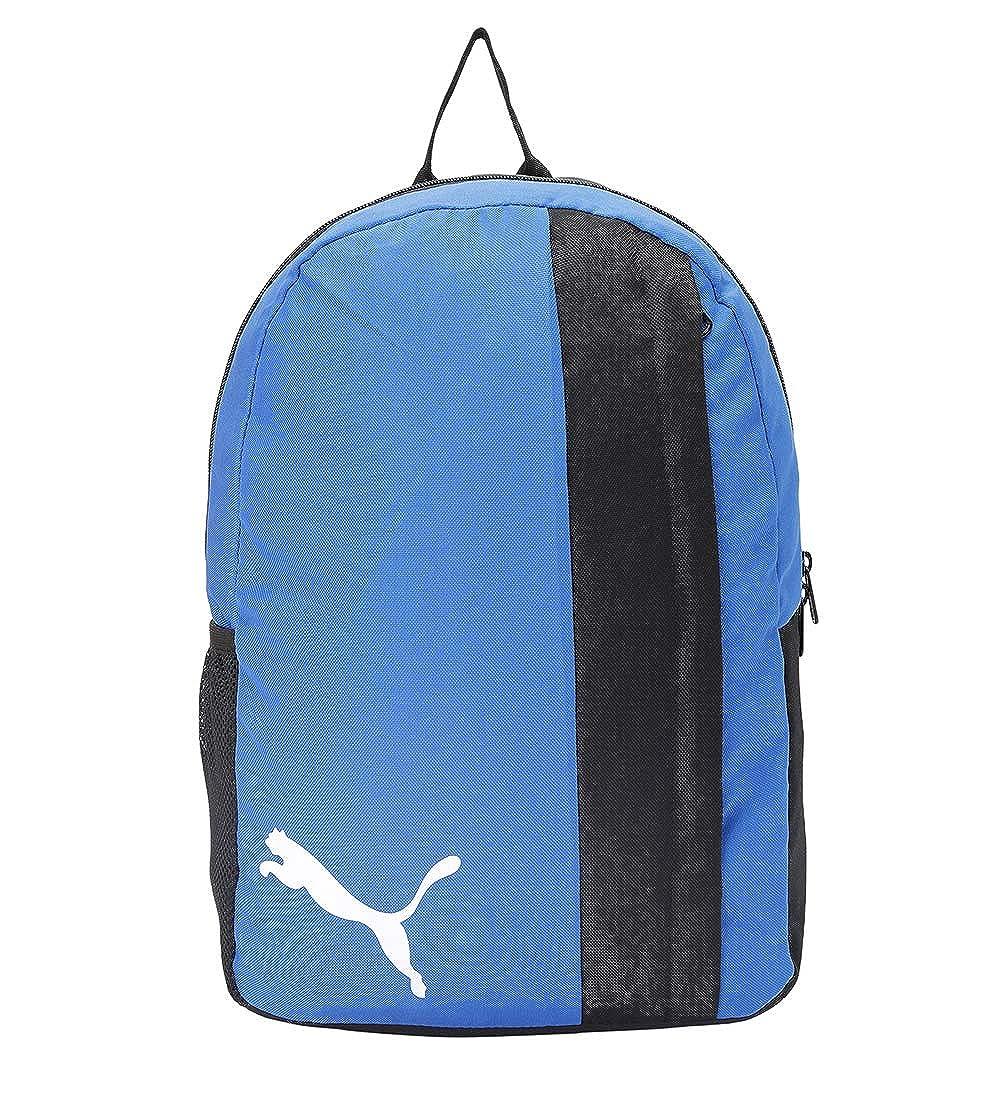 PUMA Backpack- Electric Blue Lemonade Black