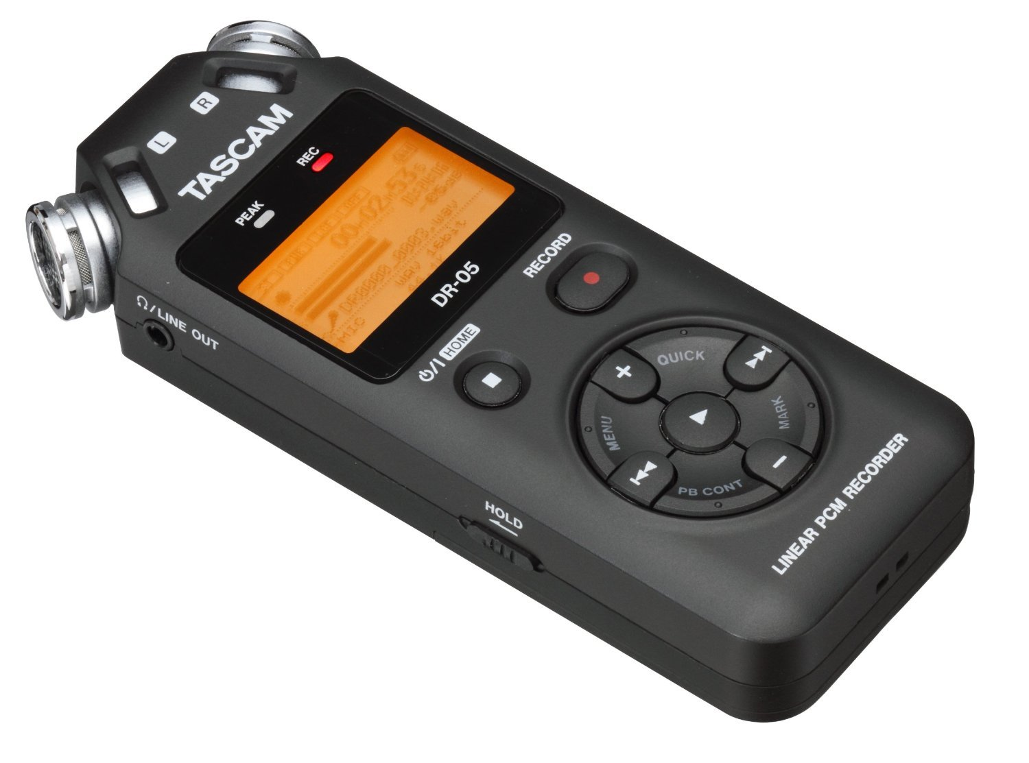 TASCAM DR-05 for music or journalism youtube videos
