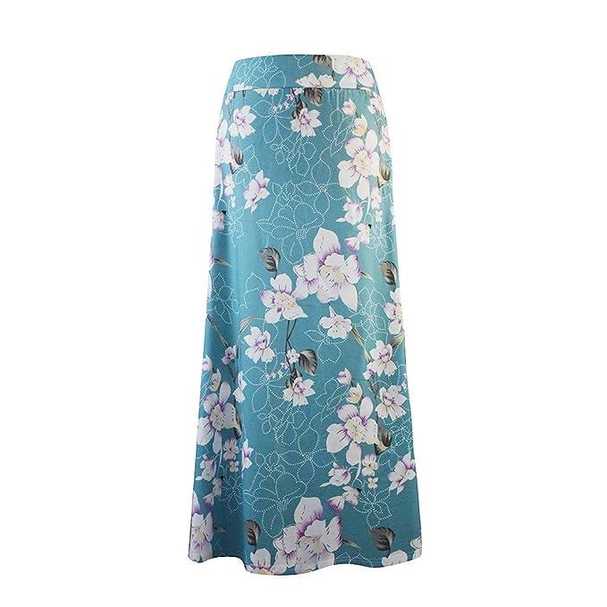 AINI - Vestido de verano para mujer, talla grande, algodón y lino ...
