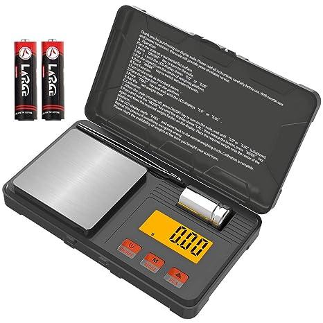 Amazon.com: Báscula de cocina digital CMISMPRT con peso de ...