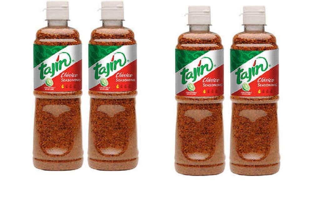 Tajín Clásico Seasoning 14 ounce (4 Pack)