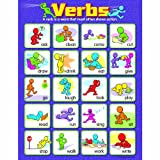 Trend Enterprises Verbs Learning Chart (1 Piece), 17