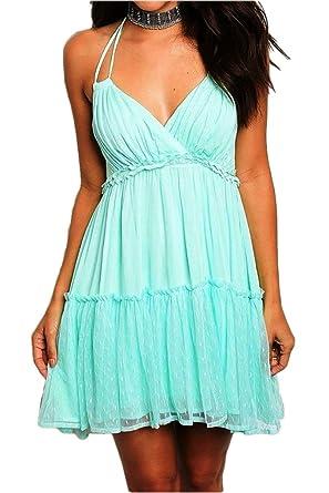 Babydoll Mini Dresses