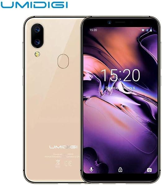 keruite UMIDIGI A3 Global Band 4G - Smartphone (Android 8.1 ...