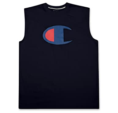 30c97d832172a3 Amazon.com  Champion Mens Big and Tall Muscle T Shirt  Clothing