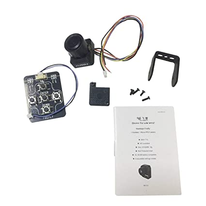 Pudincoco Hawkeye Fortress Micro cámara AIO NTSC / PAL ATS Mini ...