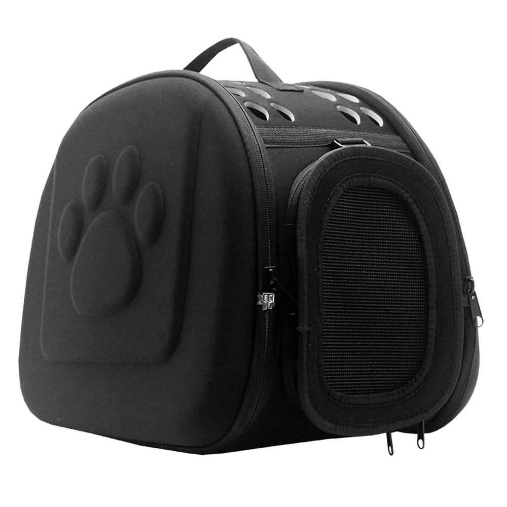 Cat Portable Bag Cat Bag Dog Bag Breathable Backpack Pet Air Box Portable Bag Can Be Stored Folded Out Bag