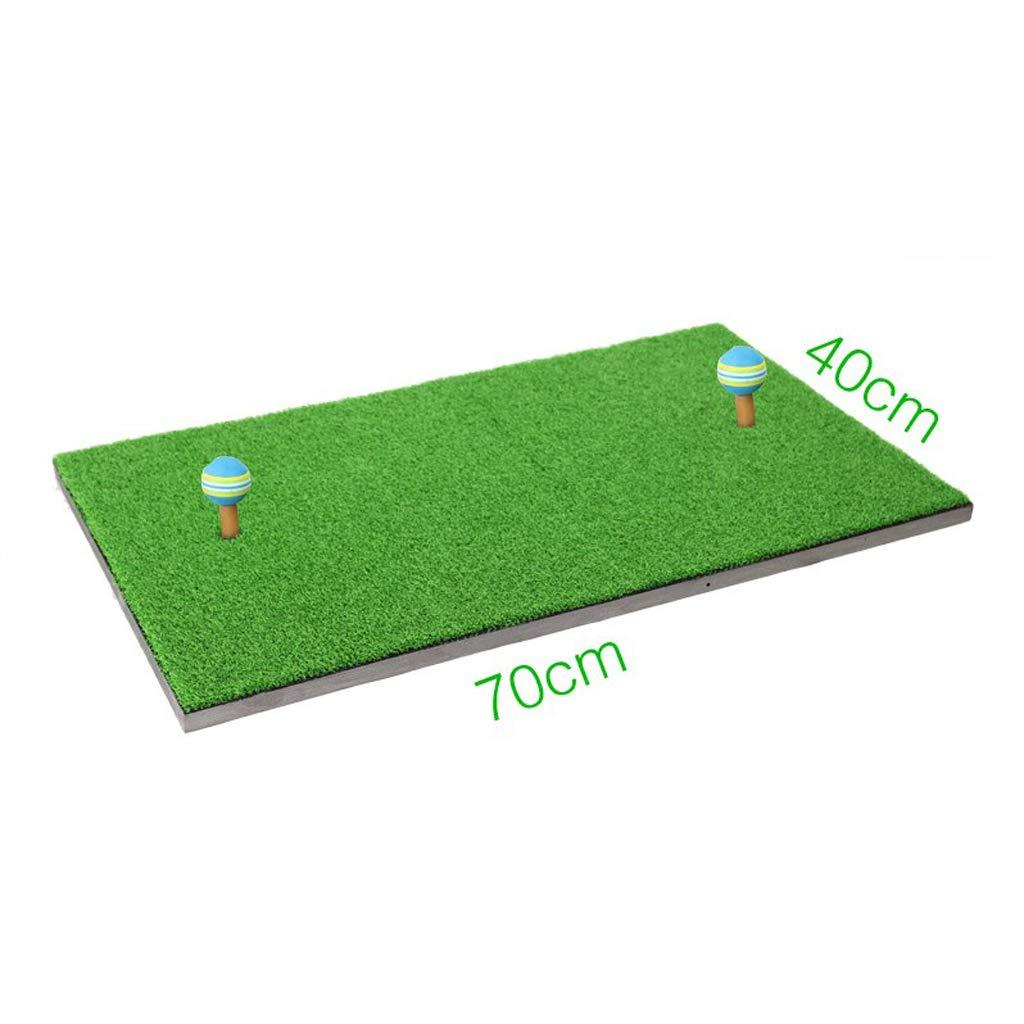RFJJALゴルフ練習マット打ち上げゾーン打撃マット   B07NPLNMCT