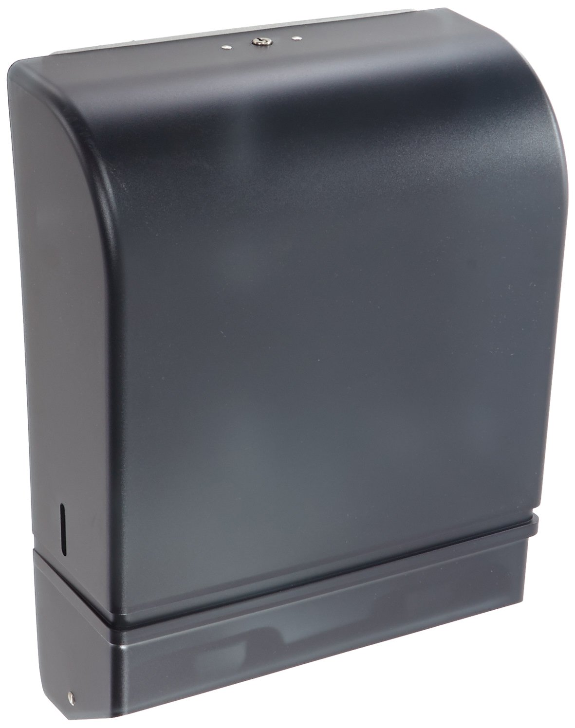 Impact 4089 ClearVu Combo Towel Dispenser, 15-3/4'' Length x 10-1/2'' Width x 8-3/4'' Height, Smoke (Case of 6) by Impact Products