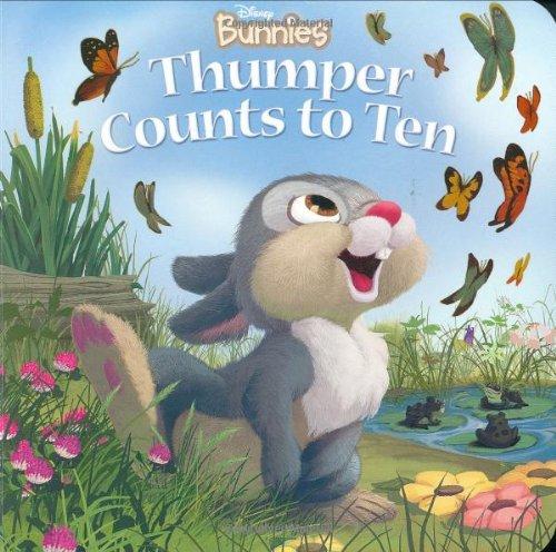 - Disney Bunnies: Thumper Counts to Ten